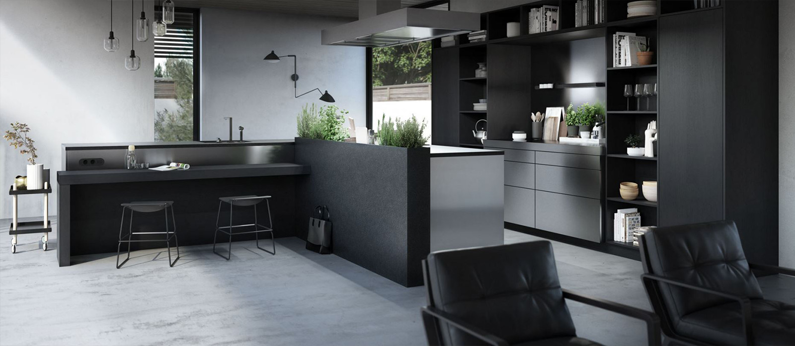 cuisine cuisiniste besan on cuisine quip e rangement lectrom nager vaissier. Black Bedroom Furniture Sets. Home Design Ideas